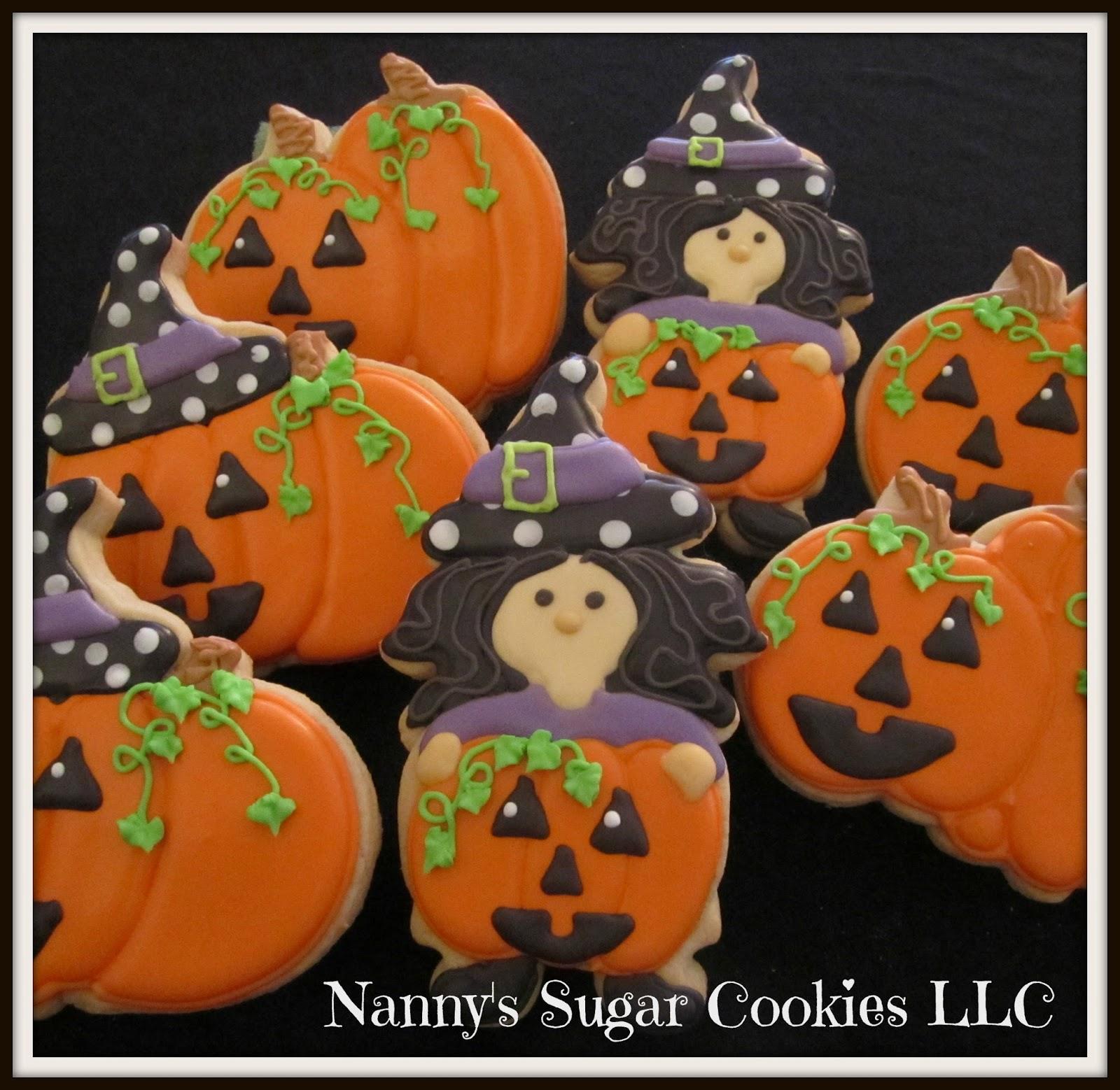 Nanny's Sugar Cookies LLC: October 2016
