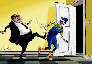 İşçinin Kıdem Tazminatı Konusunu İşverene Müjdelemek