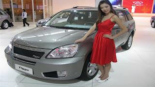 Dream Fantasy Cars-Chery Tiggo 2012