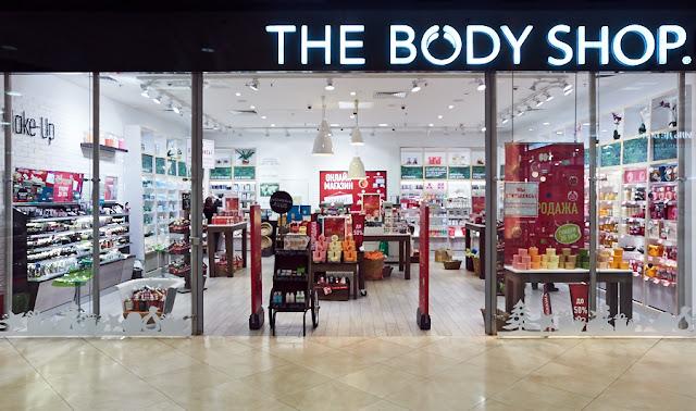 Mỹ phẩm The Body Shop hàng xách tay Nga chính hãng - Hồng Phượng Store
