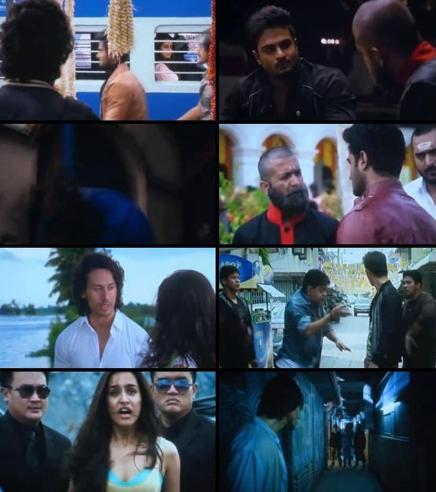 Baaghi 2016 Hindi 720p DVDScr