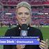 Απίστευτο video: Διάσημη αθλητική ρεπόρτερ έφαγε μπαλιά στο κεφάλι on camera (video)