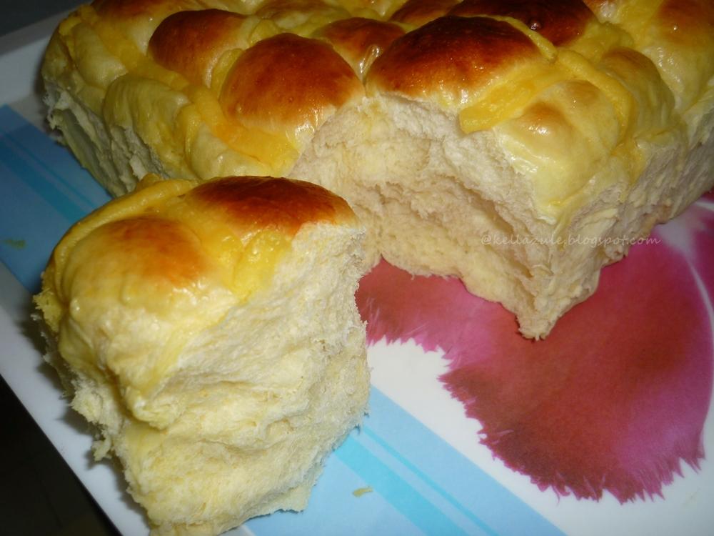 MATHARI: Resepi Roti Kentang 'Potato Bread'
