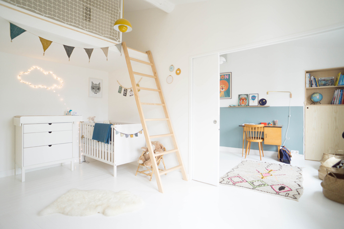 Custom designed children room