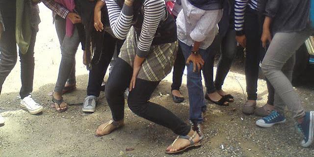 10 Ciri Gadis Cabe Cabean Di Indonesia