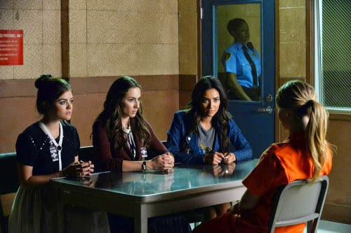 Pretty Little Liars+5x21