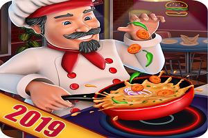 تحميل لعبة Kitchen Station Chef : Cooking Restaurant Tycoon v5.2 مهكرة للاندرويد أخر اصدار