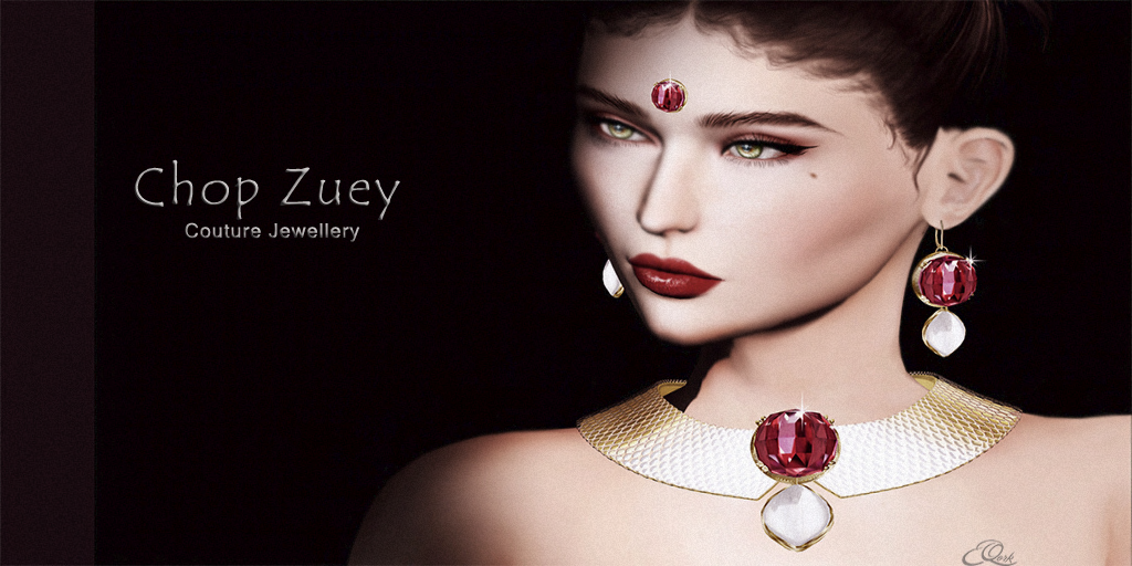 CHOP ZUEY Couture Jewelry