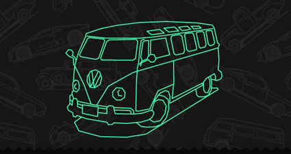 Doodle History 3D: Automobiles