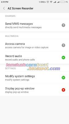 Aplikasi Perekam  Cara Merekam Layar Android Jelly Bean KitKat Tanpa Root 12