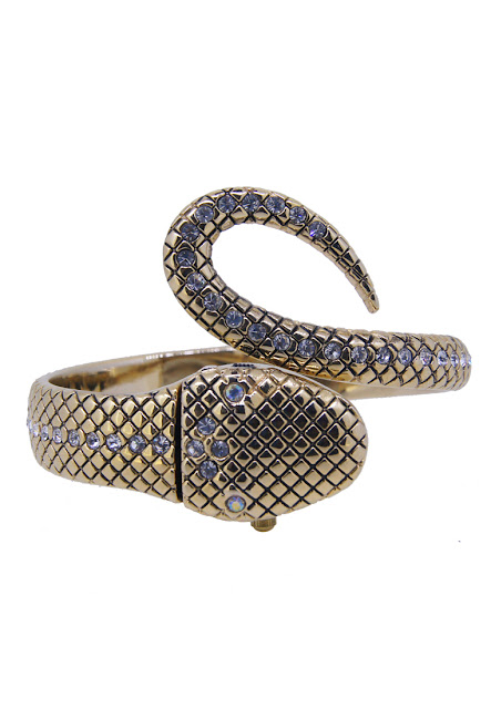 Cartier Snake Watch Bangle