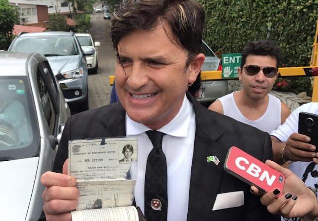 Doctor Rey vai à casa de Bolsonaro para pedir cargo de ministro da Saúde mas não é recebido!