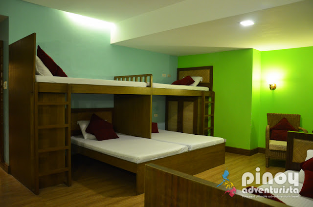 Room Accommodations at Boracay Tropics Resort Hotel