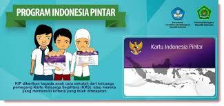 Program Indonesia Pintar dan Kartu Indonesia Pintar