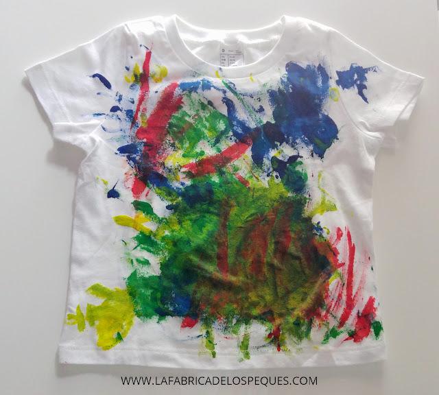 Camisetas estampadas decoradas peques