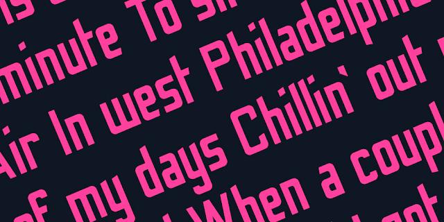 Odibee Sans Tipografía gratis