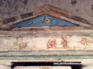 subterraneos roma pomponius hylas - O Colombário de Pomponius Hylas