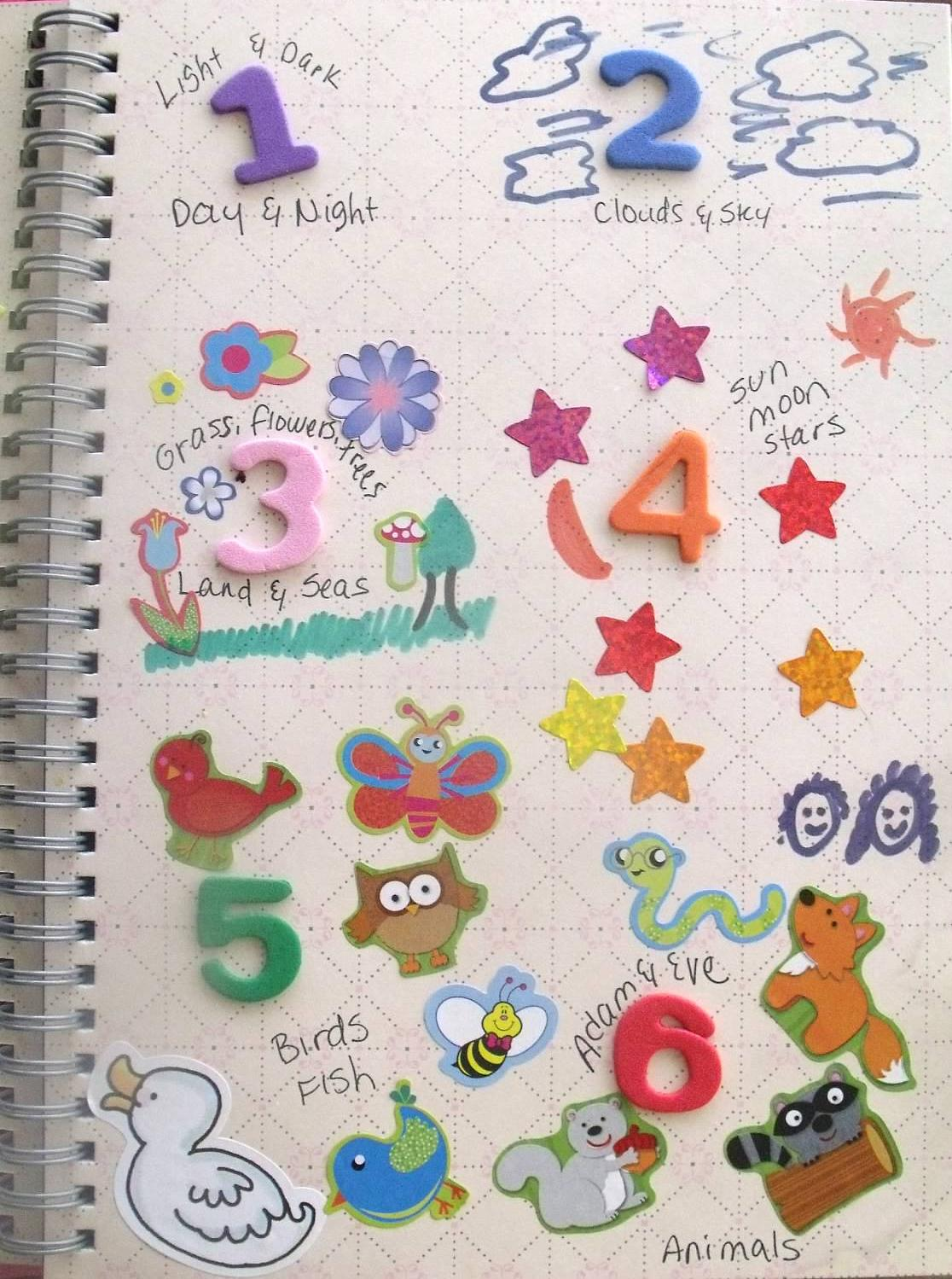 Bible Fun For Kids Bible Verse Journal