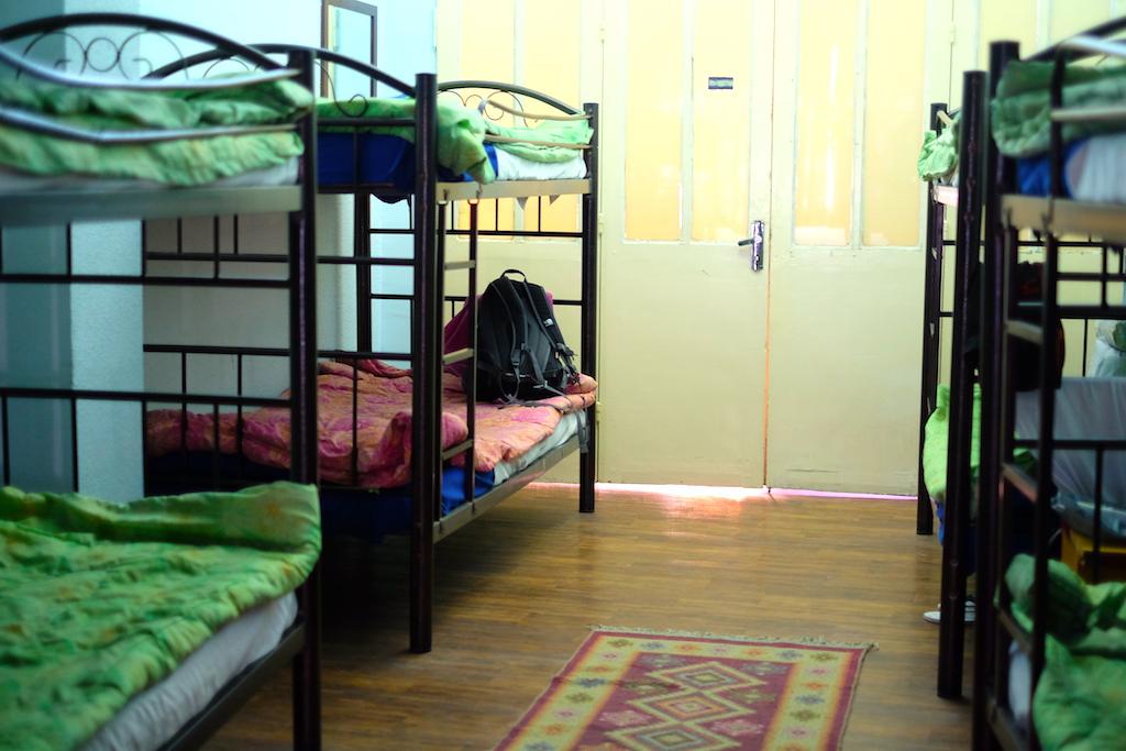 Liburan ke Jordan (Jerash dan Amman) - Jordan Tower Hostel 12 Mixed Dorm