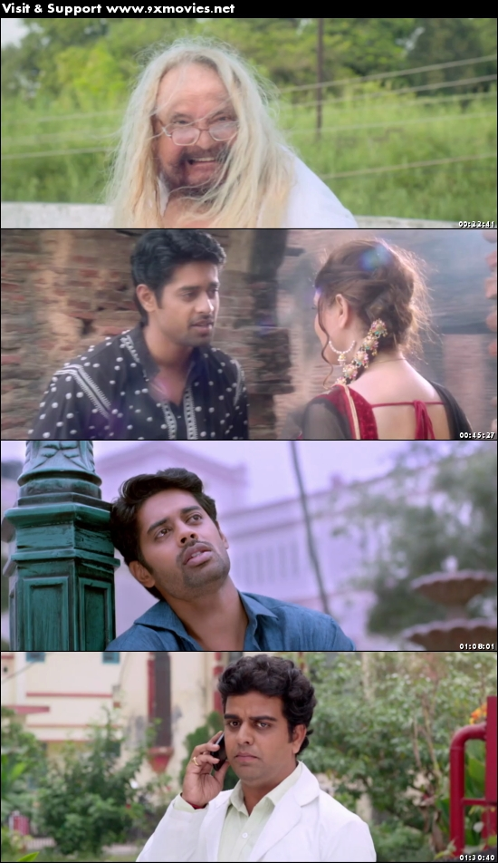 Ishq Ke Parindey 2015 Hindi 720p HDRip 800mb