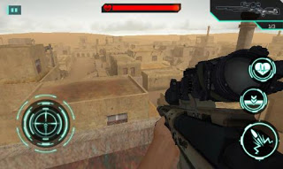 Free Download Santrorm Sniper Hero kill Strike Apk