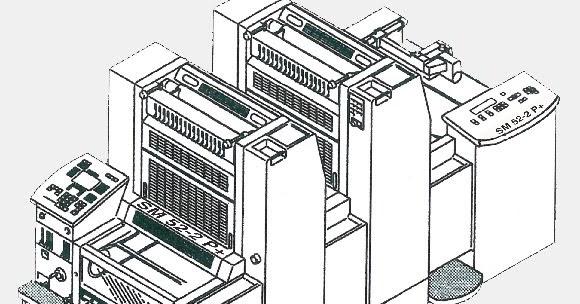 manuales de impresión: PROBLEMAS OFFSET