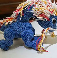 http://www.ravelry.com/patterns/library/asian-dragon