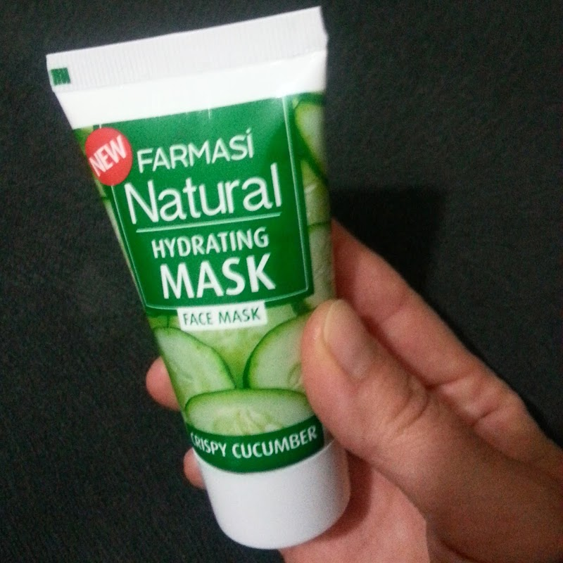 Farmasi Natural Hydrating Mask