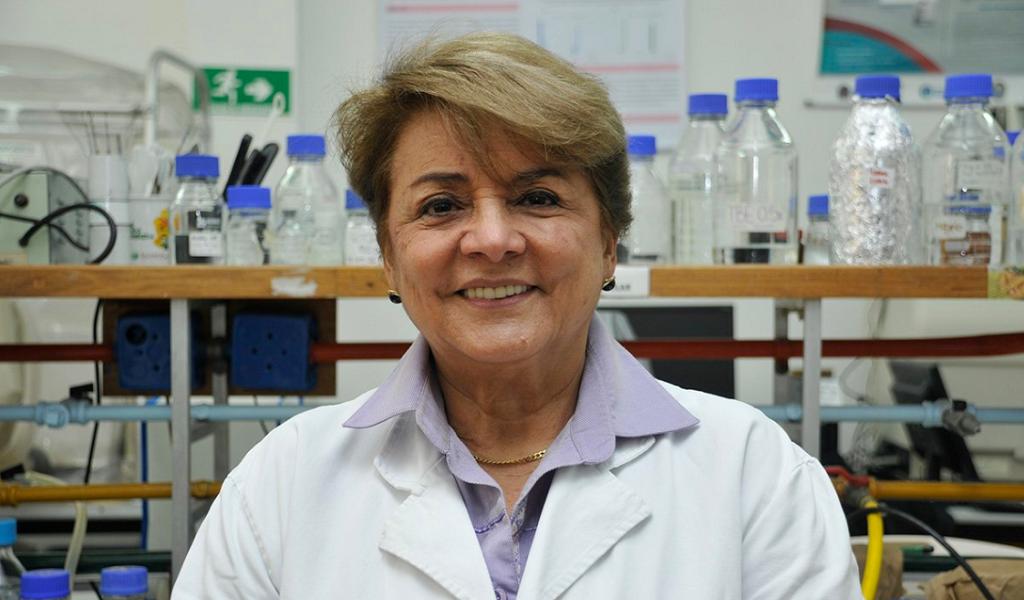 Dolly Montoya, la primera mujer en ser nombrada rectora de la U. Nacional