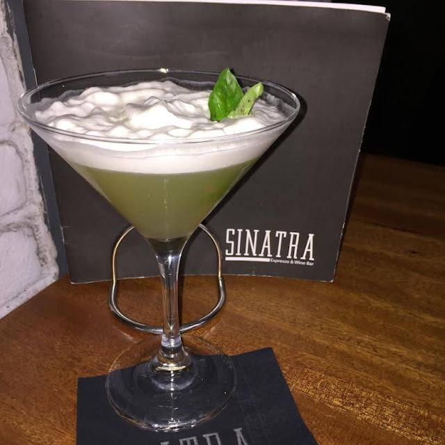 Sinatra espresso wine bar θεσσαλονικη