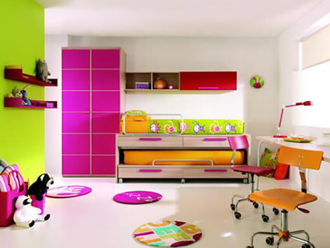 Ideas For Children's Bedrooms 9