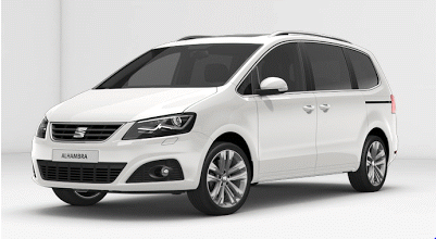 seat alhambra voiture 7 places voiture 4x4 7 places. Black Bedroom Furniture Sets. Home Design Ideas