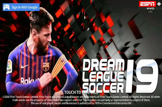 Download Dream League Soccer 2019 V5.064 Hd Graphics New Release 1