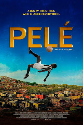 Pelé: Birth of a Legend Poster