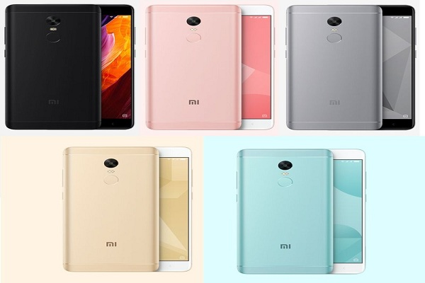 Xiaomi Redmi Note 4X chính hãng