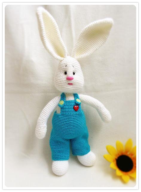 #amigurumi #heegeldatud#crochet#toy#pehme mänguasi#jänku #bunny#boy