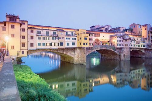 Ponte Vecchio - Florença – Itália
