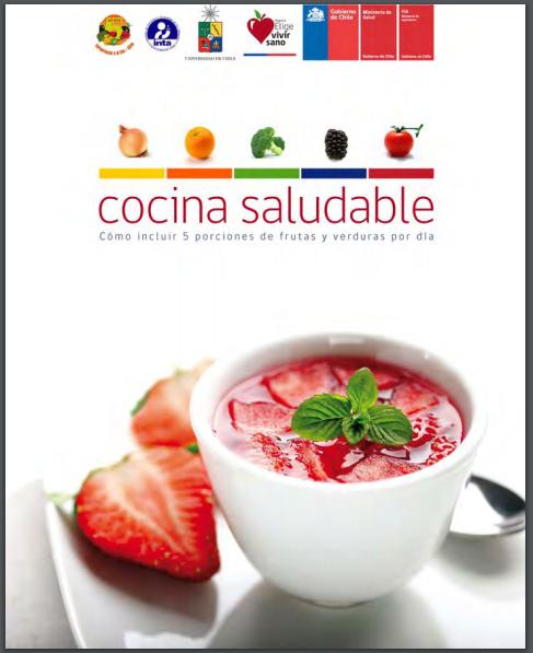 Cocina Saludable Libro en pdf para la familia  Libros y