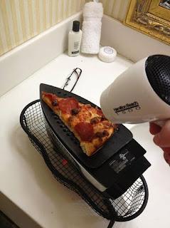 trucos para calentar comida sin microondas