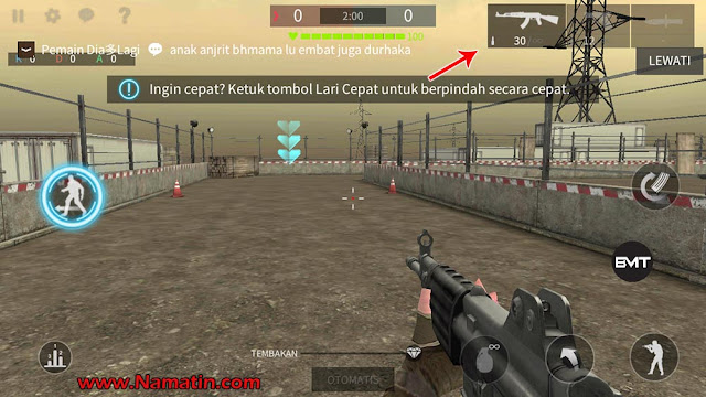 cheat point blank android terbaru