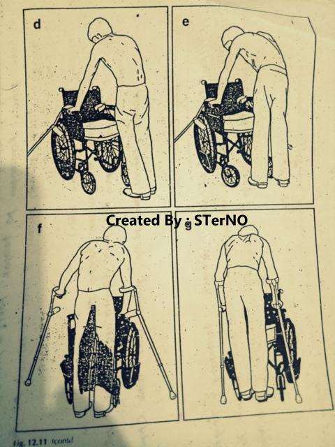 alat bantu kruk membantu pasien yang cacat dan lumpuh