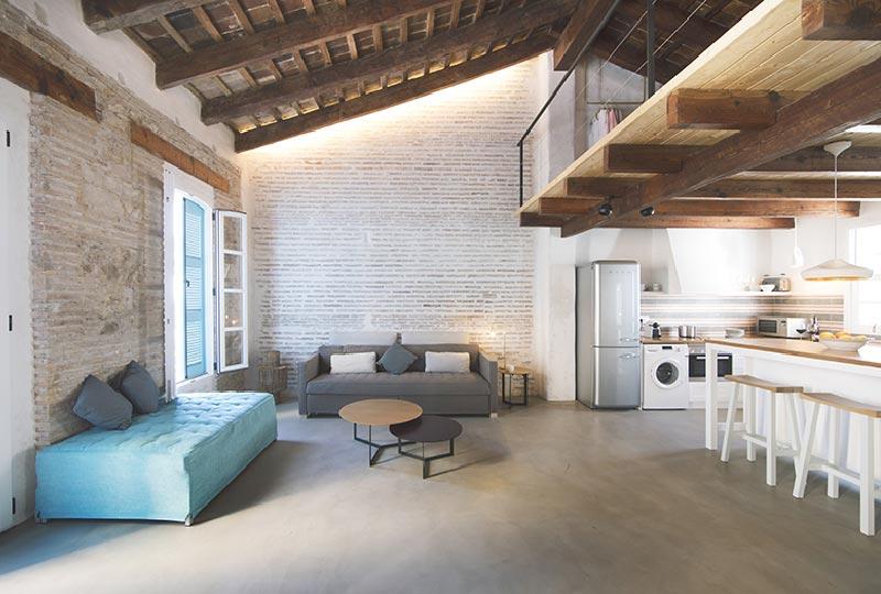 appartamento Cala Bonita - by El Atico Interiorismo
