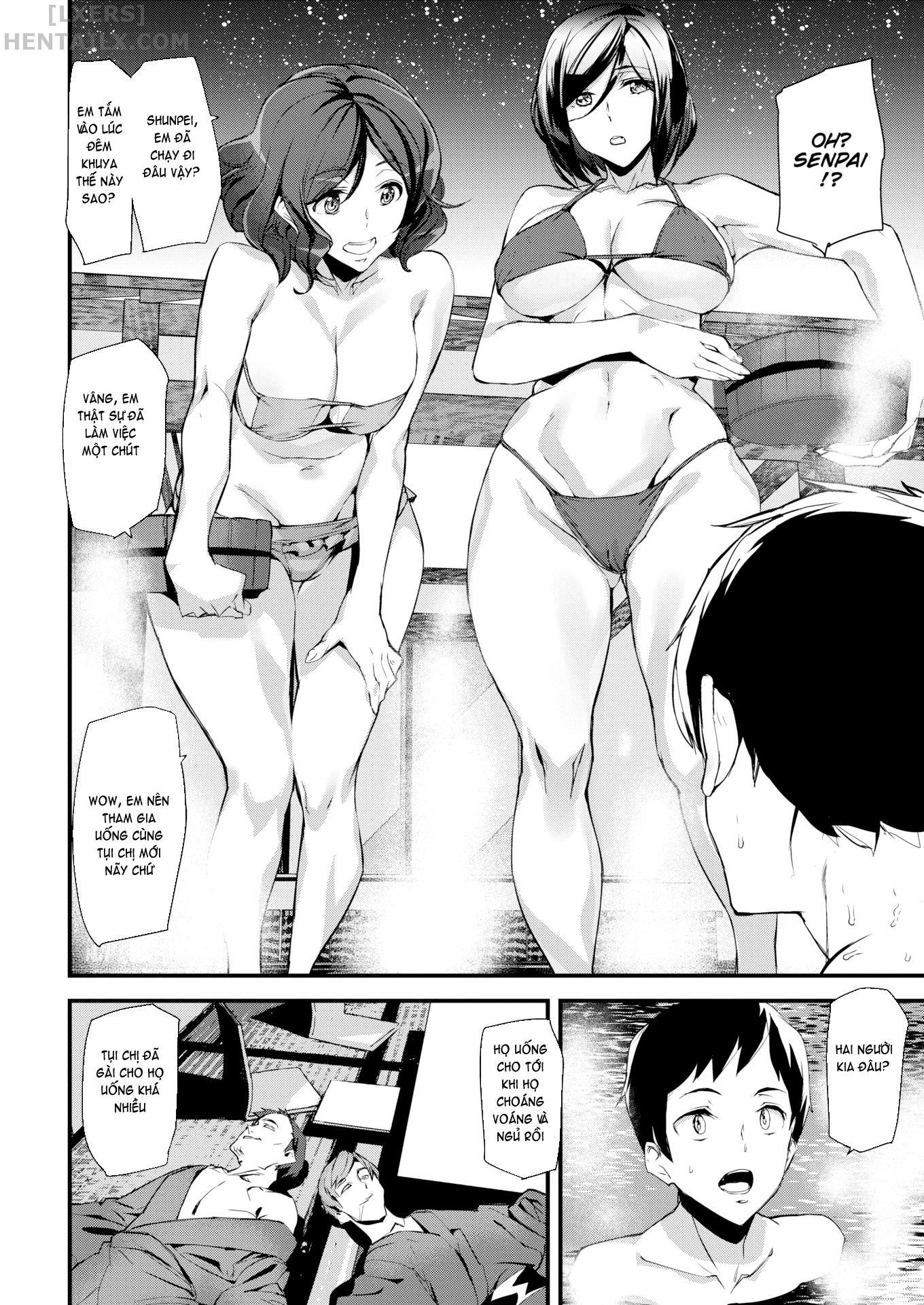 006 Hot Trip  - hentaicube.net - Truyện tranh hentai online