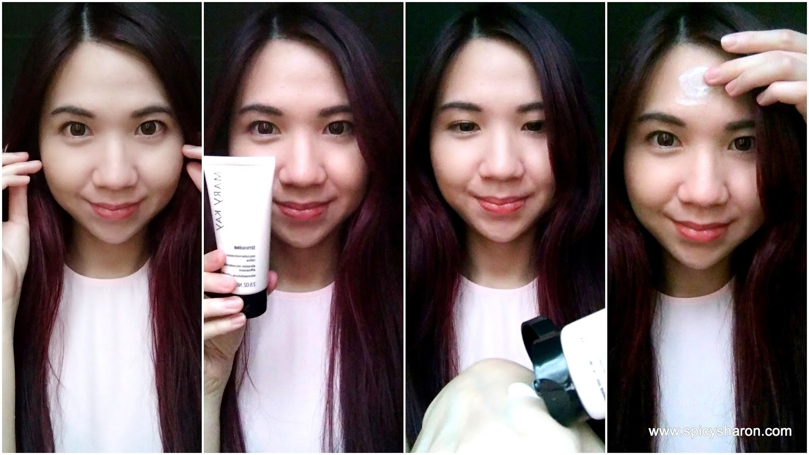 Mary Kay Timewise Microdermabrasion Plus Set Review Spicy Sharon