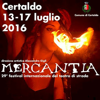Mercantia at Certaldo 2016