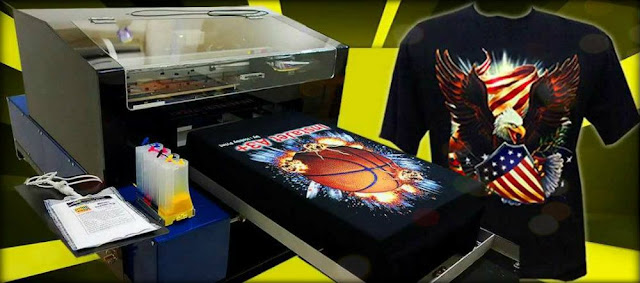 3 Benefits of Using A Dye Sublimation Printer on The Clothes
