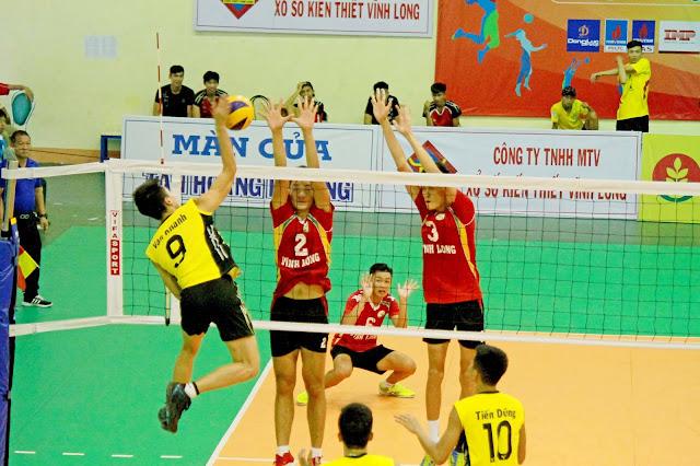 Lịch thi đấu vòng bán kết cúp các CLB trẻ toàn quốc 2018