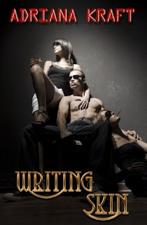 https://www.amazon.com/Writing-Skin-Adriana-Kraft-ebook/dp/B003XRF5HU/ref=la_B002DES9Z4_1_8?s=books&ie=UTF8&qid=1497209072&sr=1-8
