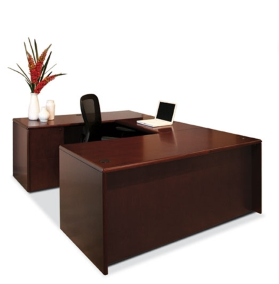Offices To Go Margate Wood Executive Desk