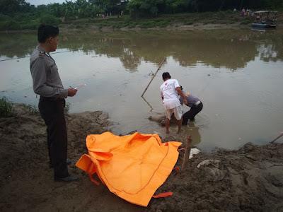 Lagi Penemuan Mayat di Citarum Gegerkan Warga Batujaya